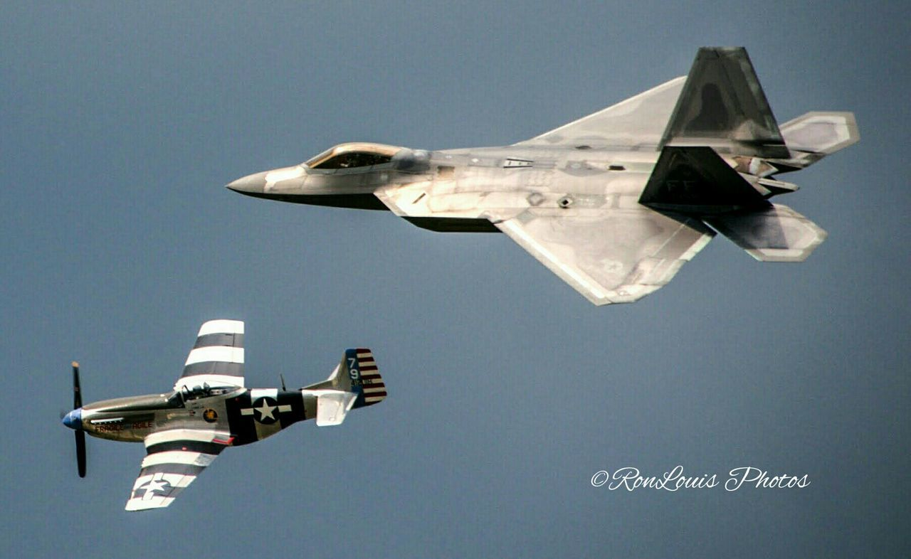Airplanes Past And Present showing off the right stuff at the 2015 NY Air Show