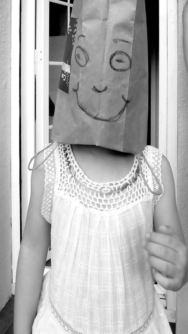 Open Edit Summer Fragments Of Life Blackandwhite Monochrome Happy Face