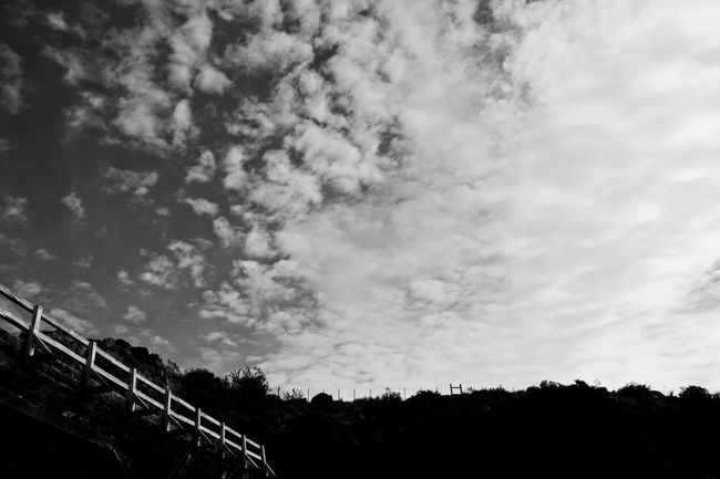Beauty In Nature Bridge Cloud - Sky Cloudy High Section Low Angle View Nature Nubes Nuvens Ponte Puente Puentes Scenics Tranquil Scene Tranquility