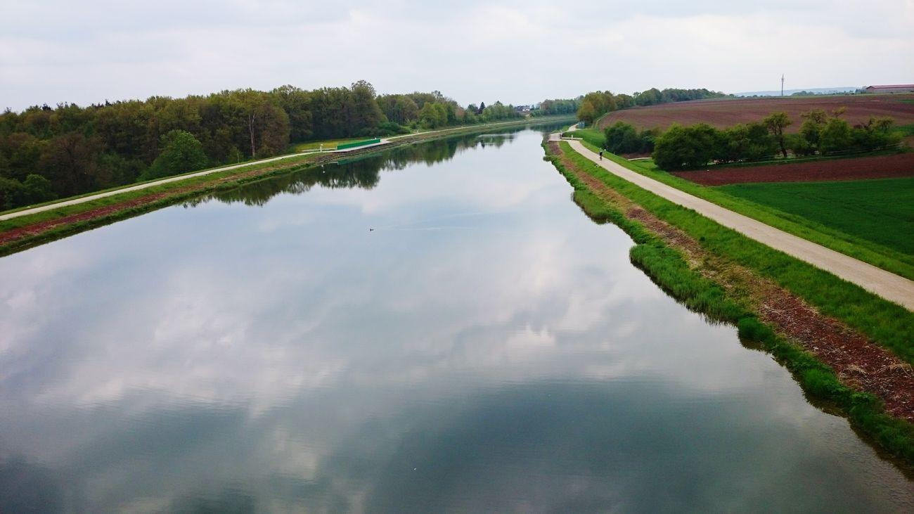 Relaxing Erlangen Kanal