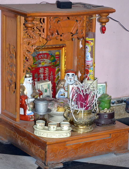 Altar ASIA Close-up Day Hà Tĩnh Indoors  No People Religion Religion And Beliefs Religion And Tradition Religious  Shrine Spirituality Vietnam Vietnam Traditional Vietnam Travel Vietnam Trip Votive