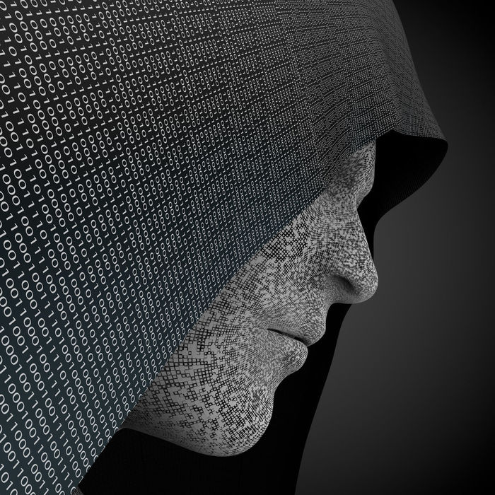 hacker hooded Anonym Anonymity Anonymous Binary Binary Code Computer Crime Covered Digital Face Hacker Hacking HEAD Hood Hooded Human Body Part Incognito Masked Rendering Secret Spy Undercover