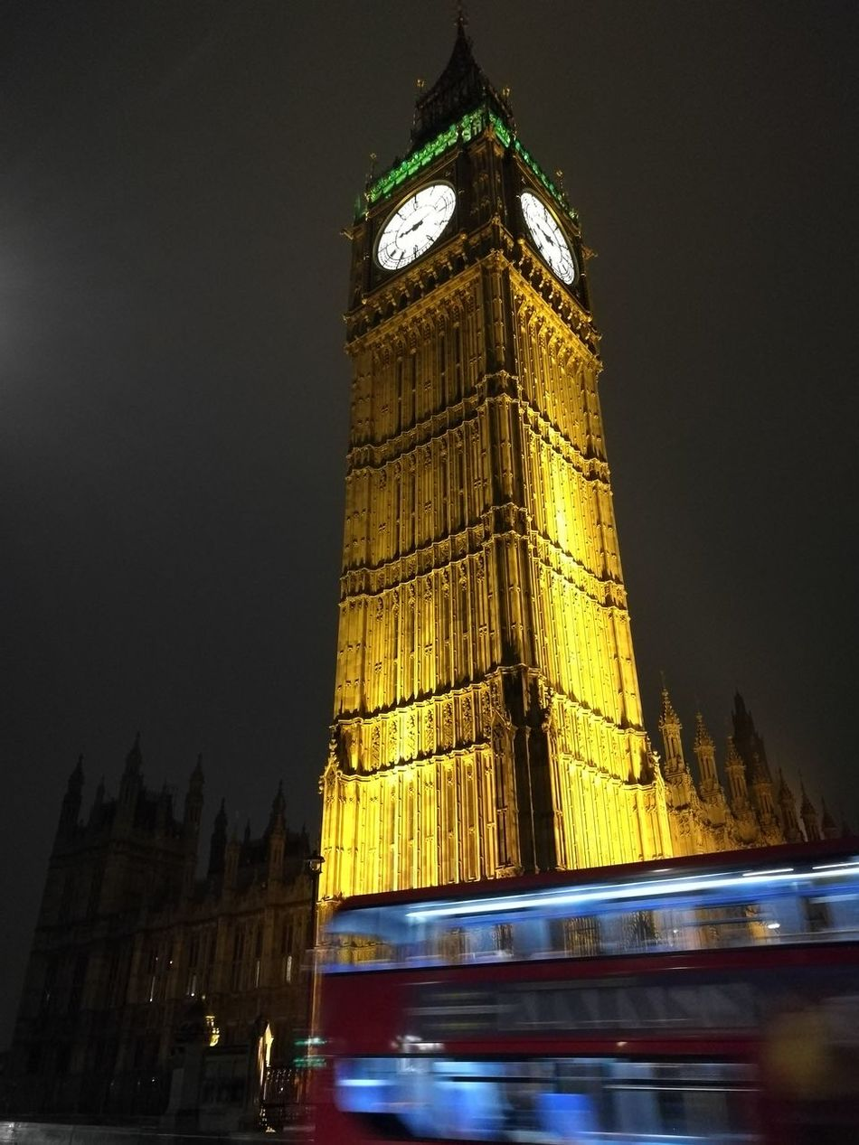 Bigbenlondon Londonbus