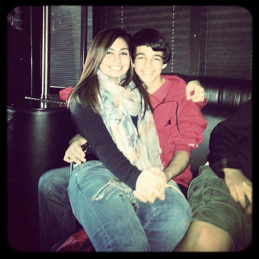 My boyfriend♥