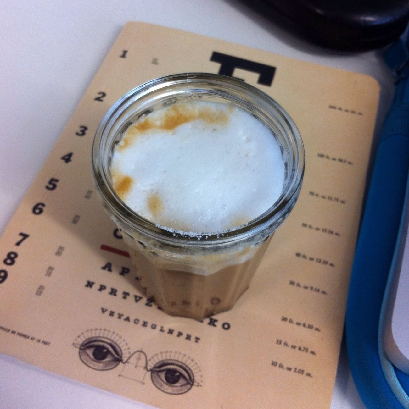 Improvements... But is not perfect yet! Looking For The Perfect Foam Coffe After Lunch