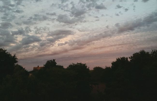 Sunset Sky Beauty In Nature No People Cloud - Sky Tranquility Cloudgazing