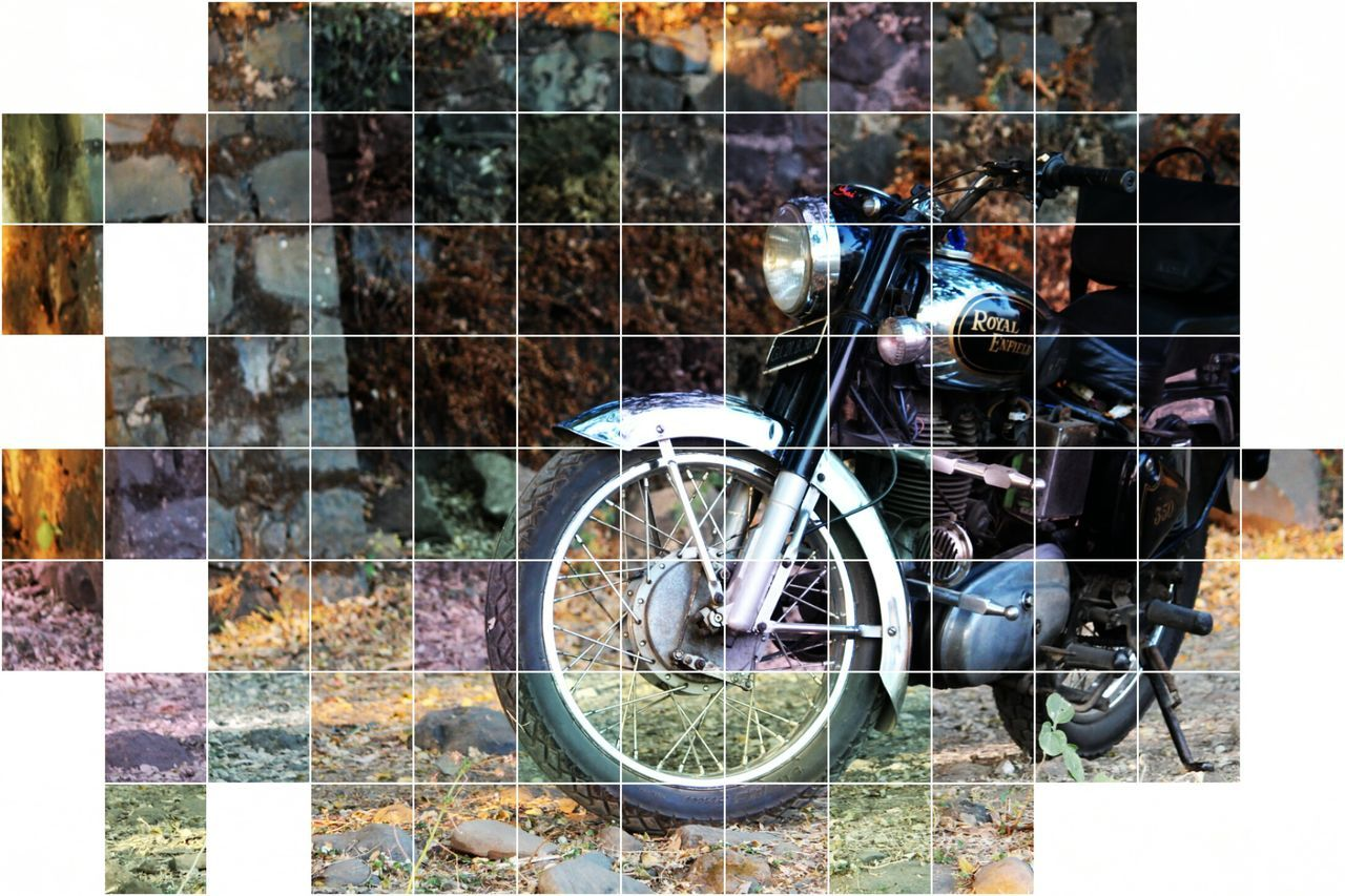 Bicycle Mode Of Transport Transportation Outdoors Land Vehicle No People Day Spoke