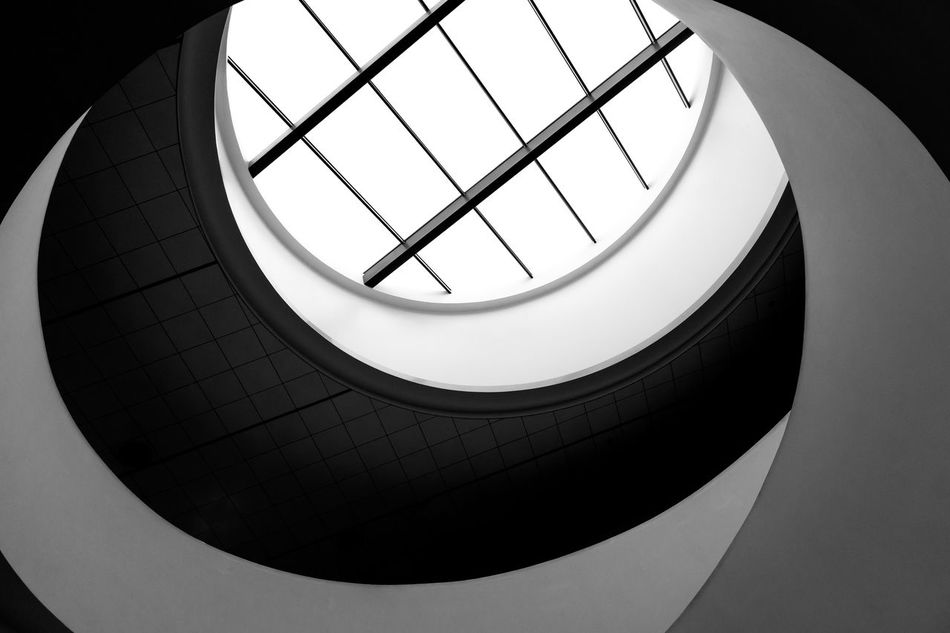 Architectural Design Architecture Black & White Black And White Blackandwhite Photography Building Exterior Built Structure Close-up Day Geometric Architecture Geometric Shapes Geometry Indoors  Low Angle View Minimal Minimalism Minimalism_bw Minimalist Minimalist Architecture Minimalist Photography  Minimalistic Minimalobsession Modern No People Swirl