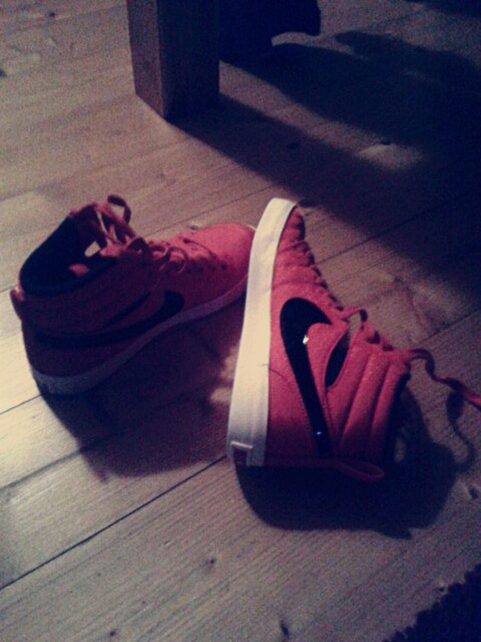 Nike Nikelover I Love My Shoes : )
