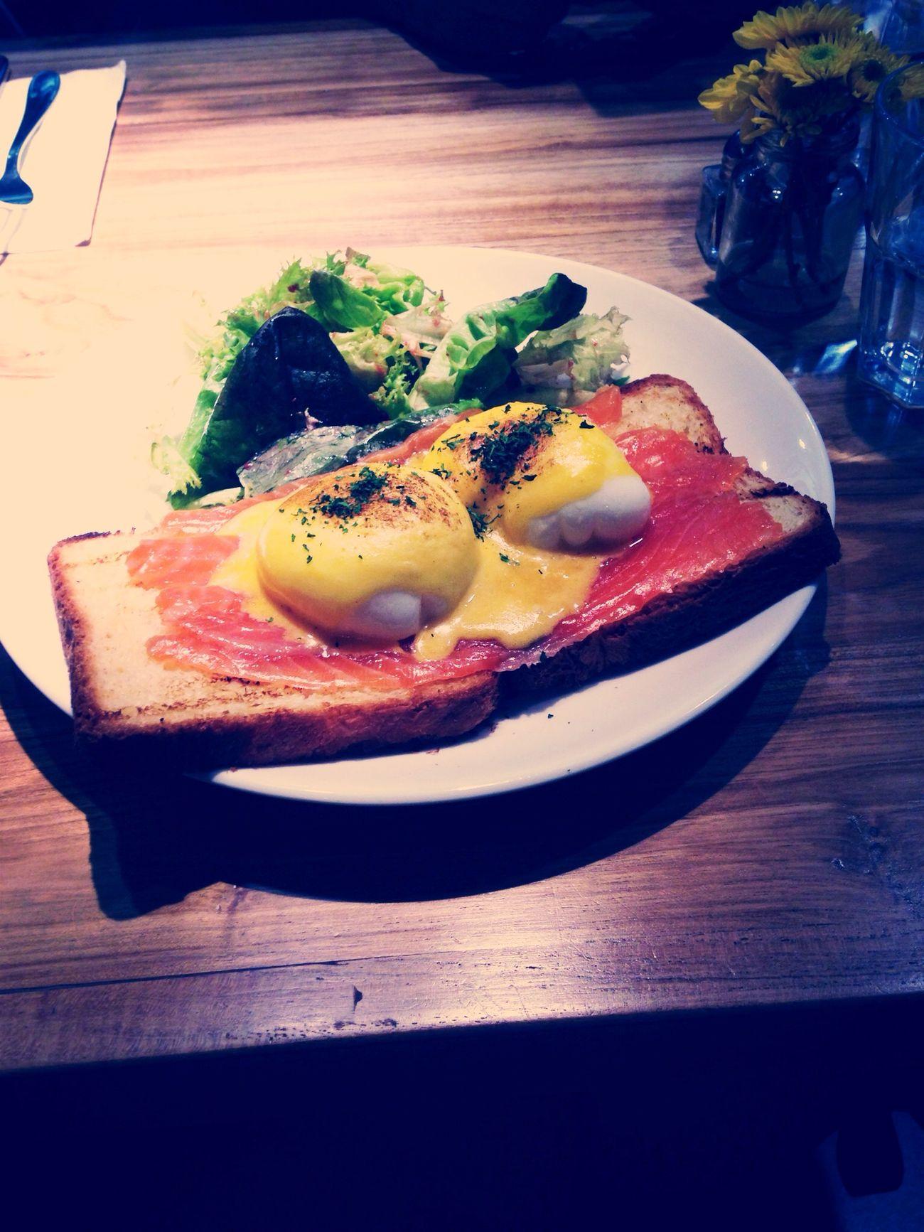Breakfast Food Foodporn Eggs Benedict