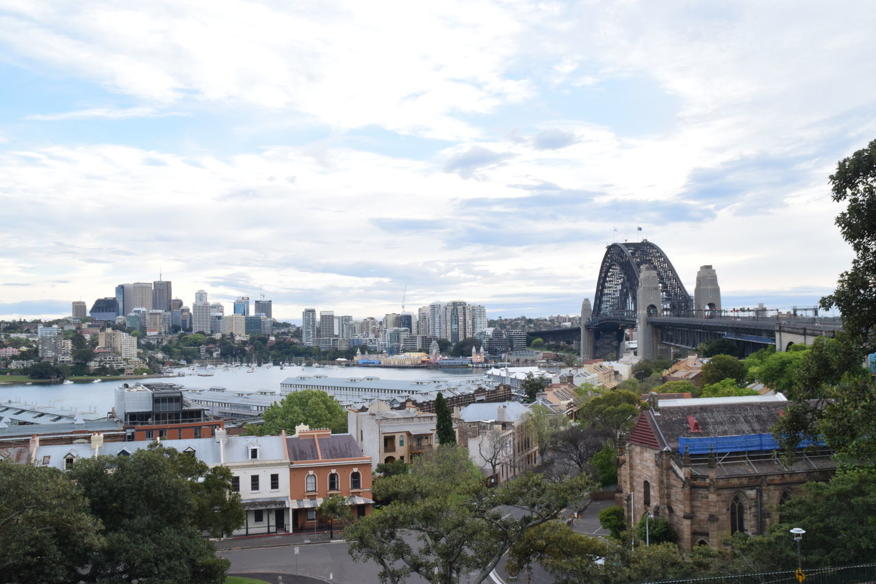 the bridge from observatory Hill Luna Park Sydney Observatory Observatory Hi Sydney Sydney Harbour Bridge Sydney Harbous Sydney Skyline The Rocks Sydney