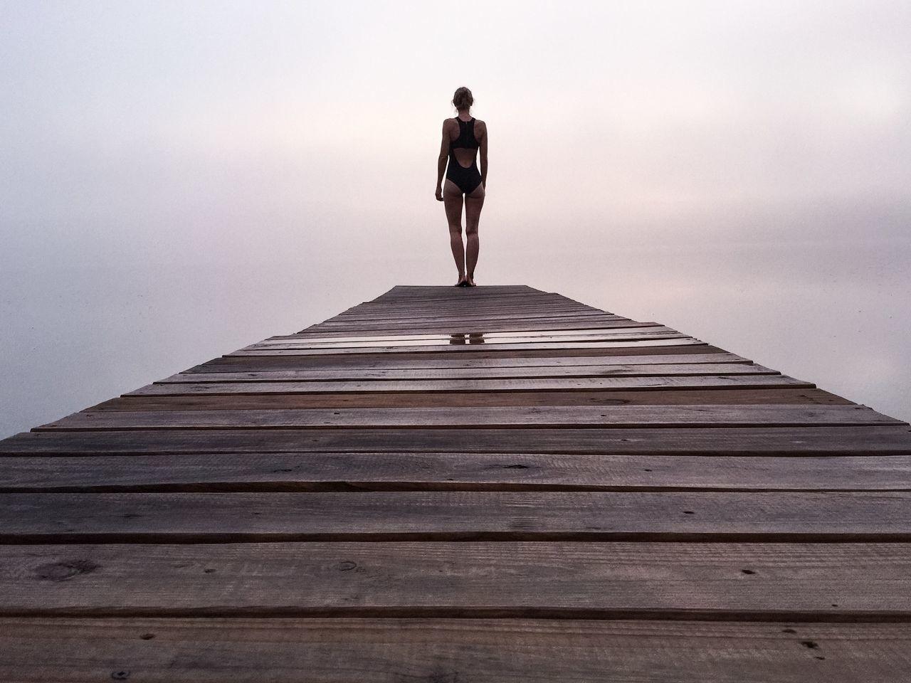 Fog Foggy Morning Nature Lake Holiday POV Docks Barefoot The Amazing Human Body Remote Location peach lake, upstate New York