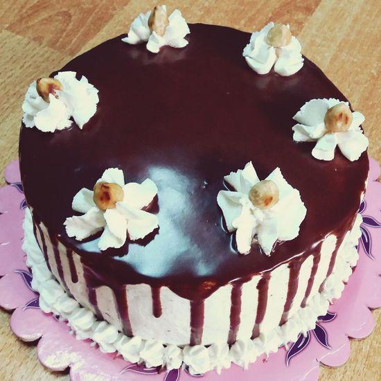Cake Chocolatecake Homemade By Me Misurata