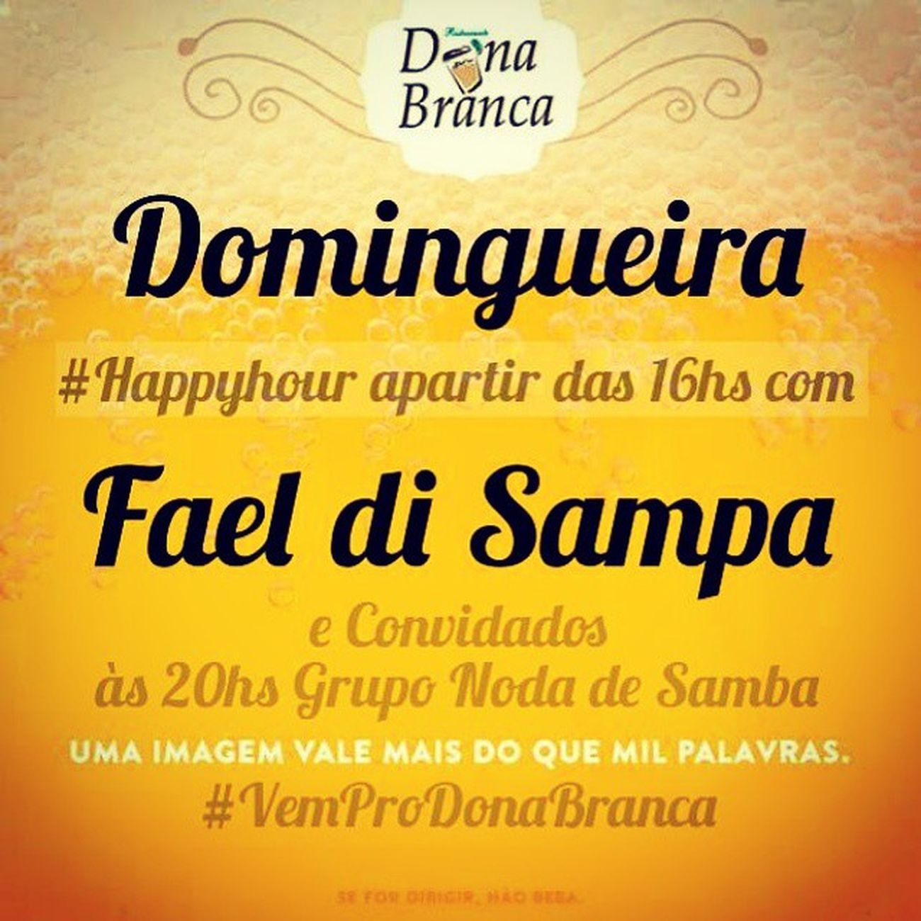 Hoje Domingo tem o Melhor Happyhour da Cidade no Dona Branca Amélia Rosa Apartir 16hs com Fael di Sampa e Convidados. Pagode Das Antigas + Gente Bonita + Chopp Gelado + 50% Off logo após as 20hs tem GrupoNodadeSamba Não Fique de Fora!! VemProDonaBranca VemPraDonaBranca FaeldiSampaEConvidados PagodedoPretinho FaeldiSampa PagodeDasAntigas Beach Job Sound Music Brazil Maceió Alagoas Brasil Pagode90 DonaBranca AlagoasAcontece ODP! OusadosDoPoder GiveMeEnergyMaceio GiveMe Hoje Domingueira DiaDaIndependência