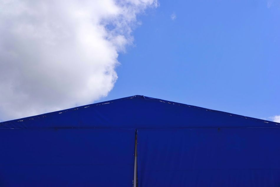 Blue Wave Skyporn Sky_collection Totalblue Blue Sky Minimalism Minimalobsession Lookingup Simmetry Samsung Nx3000 Samsungphotography Getting Inspired Exceptional Photographs ExploringBrazil Eye4photography  Mirrorless EyeEm Gallery Simplicity Color Pallete Colour Of Life