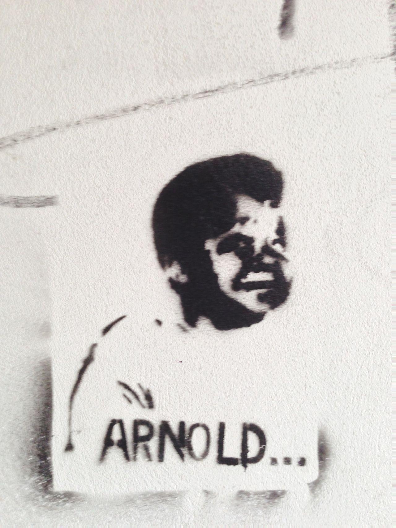 Arnold Arnold & Willy Tv 80's Stencil Art Stencil