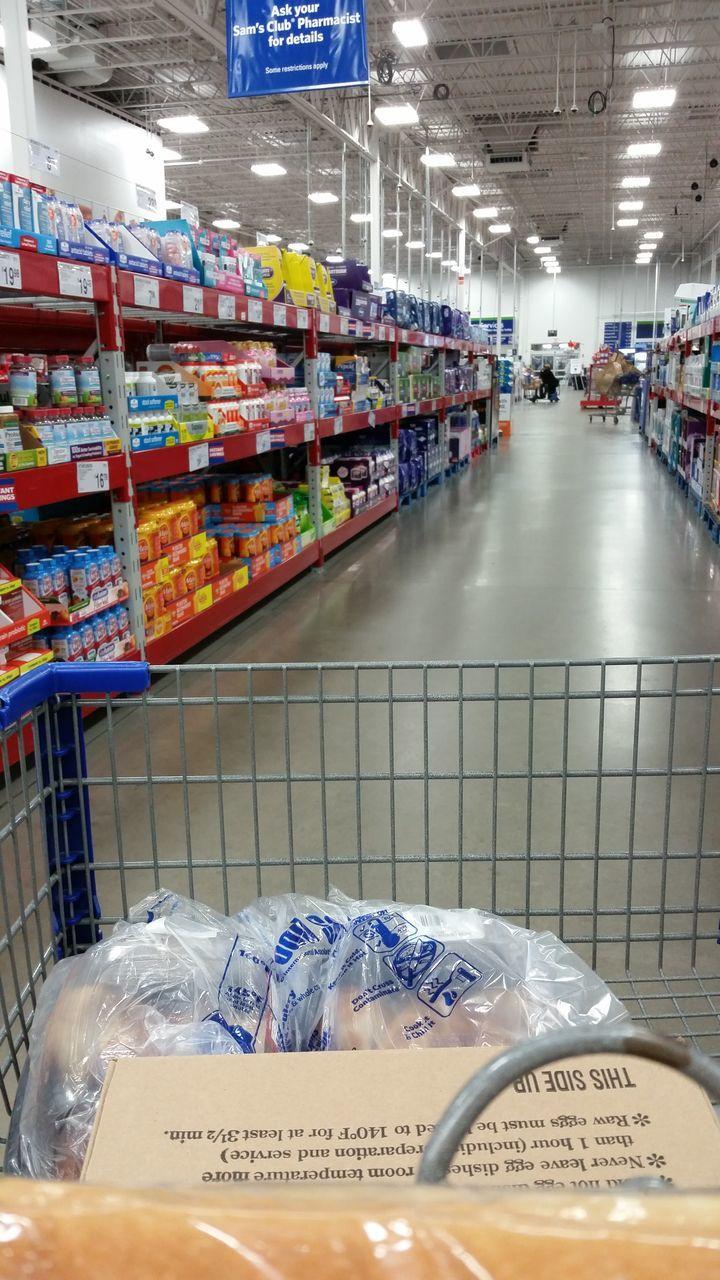 indoors, supermarket, retail, store, illuminated, food, no people, day