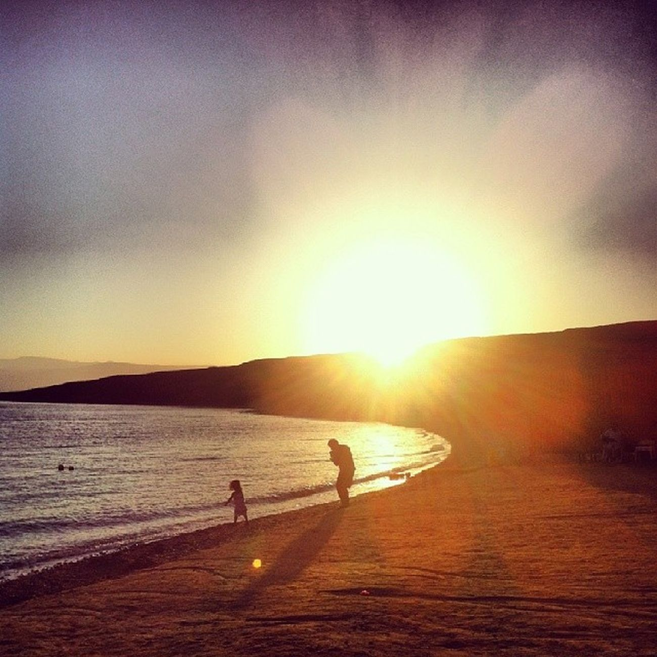 Deadsea The Sea Relaxing Enjoying The Sun ♥