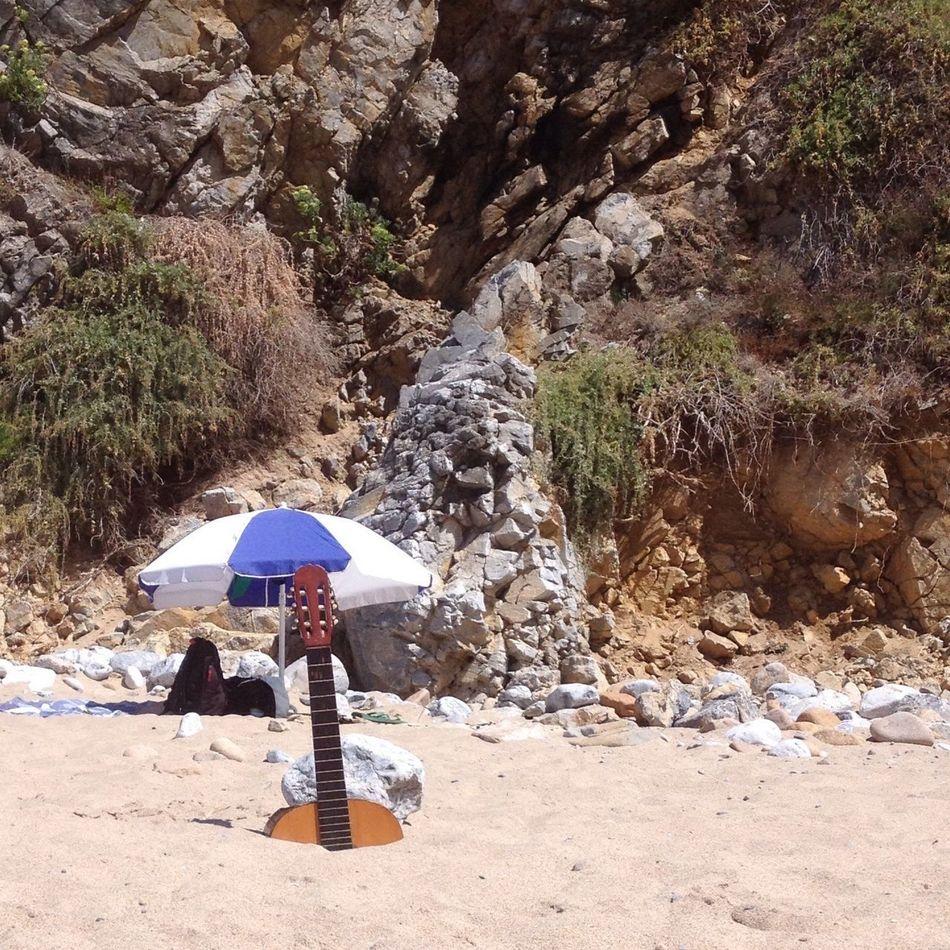 Beautiful stock photos of guitar, Beach, Beach Umbrella, Day, Guitar