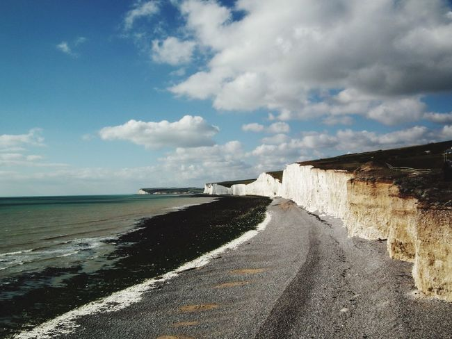 Birling Gap Sussex Nationaltrust Seaside