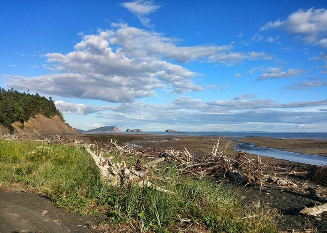 Nova Scotia Rock Foraging Quartz Nature Summer Adventure Family Time Ocean View Sky Islands Cliffs