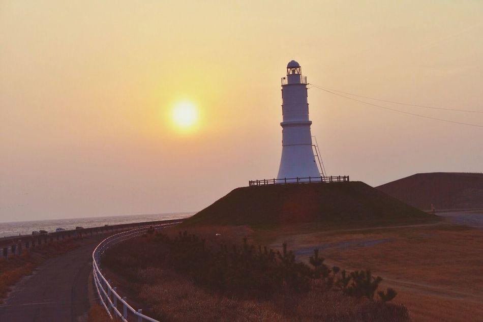 Sunset Torre Parole