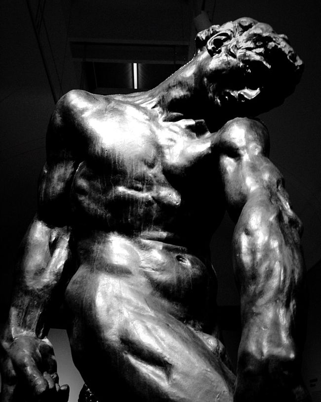 Projet Rodin. 1 Rodin Museum Art Sculpture Mbamtl Montréal