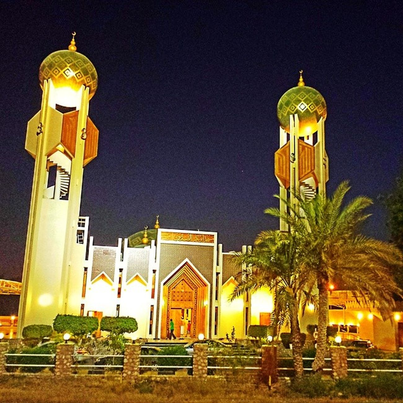 بيوت_الله مساجدنا عمان مسقط