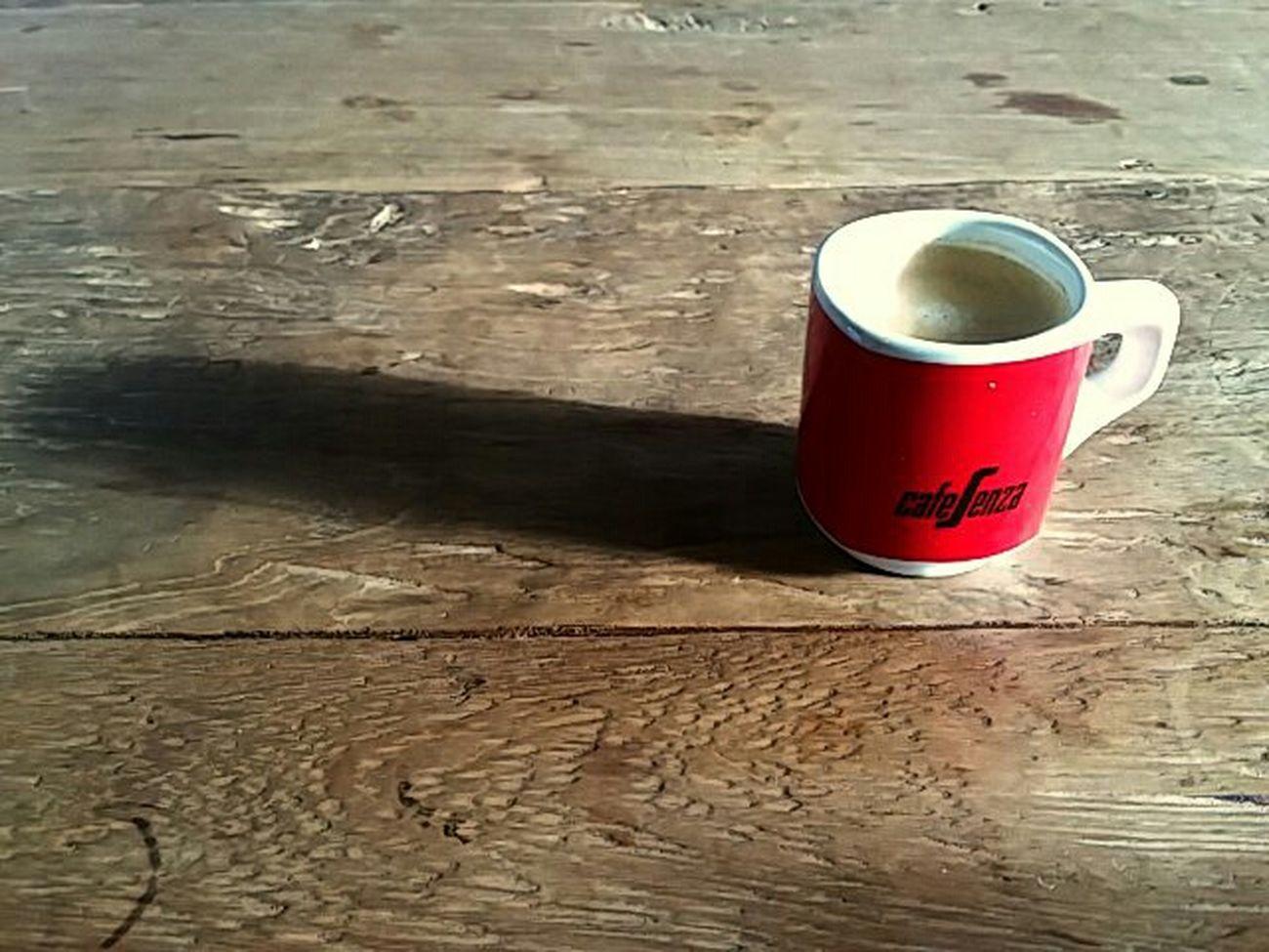 I do love my espresso 😊 Espresso Coffee First Espresso Of The Day Amsterdam Drinking Espresso Enjoying Coffee Coffee Table Fotofantast