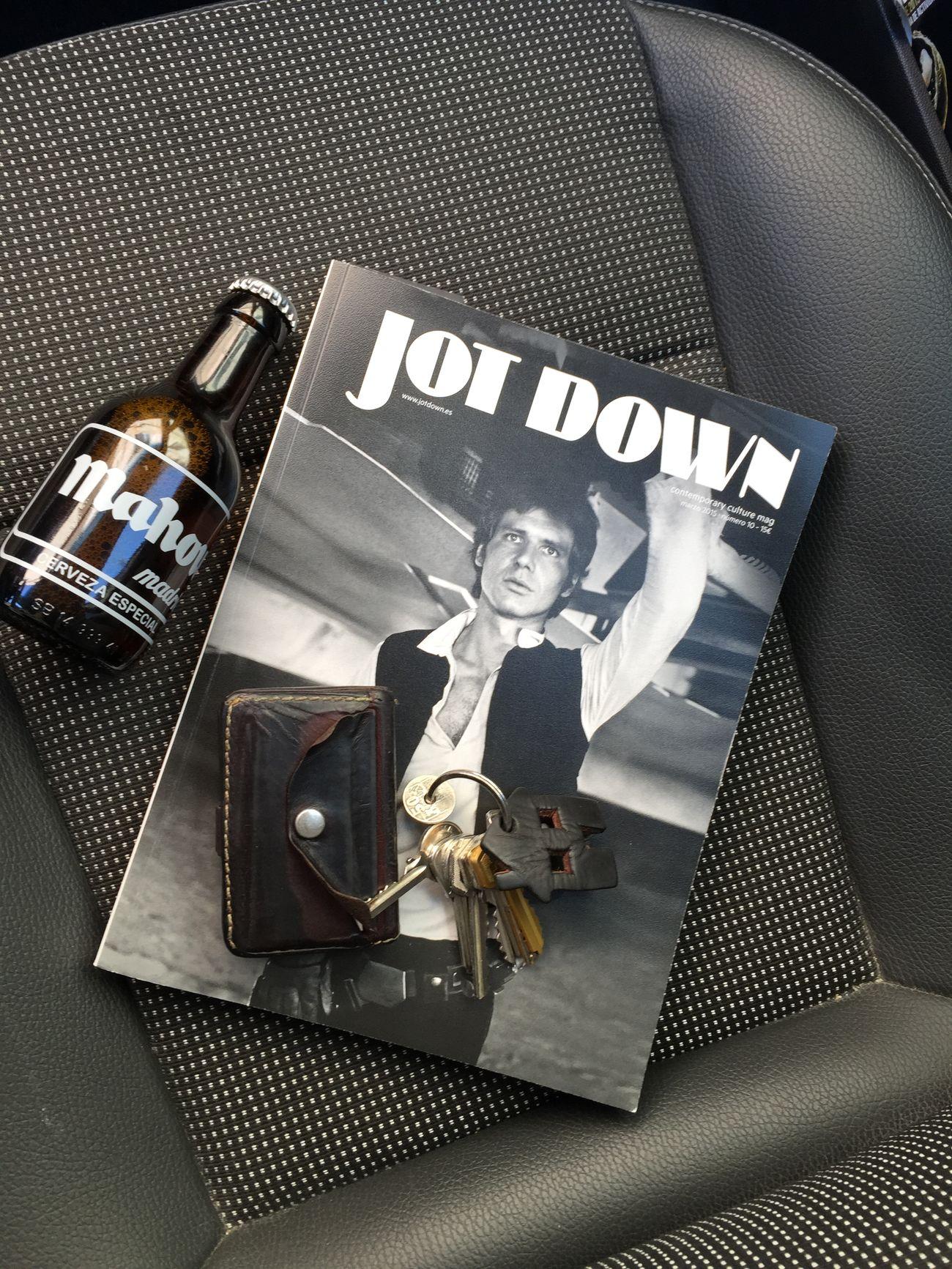Detodounpoco Jot Down Botellin