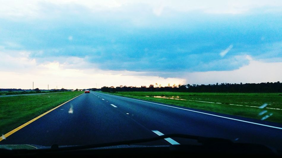 Capturing Freedom Into The Wide Wide Open Hello World Free To Go Where Ever You Please Taking Photos Enjoying Life On The Road Florida Life Protect Freedom The Traveler - 2015 EyeEm Awards the week on eyem