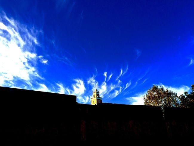 Islam Islamic Architecture Masjed  Sky Clouds And Sky Annaba Algeria الجزائر Niceday