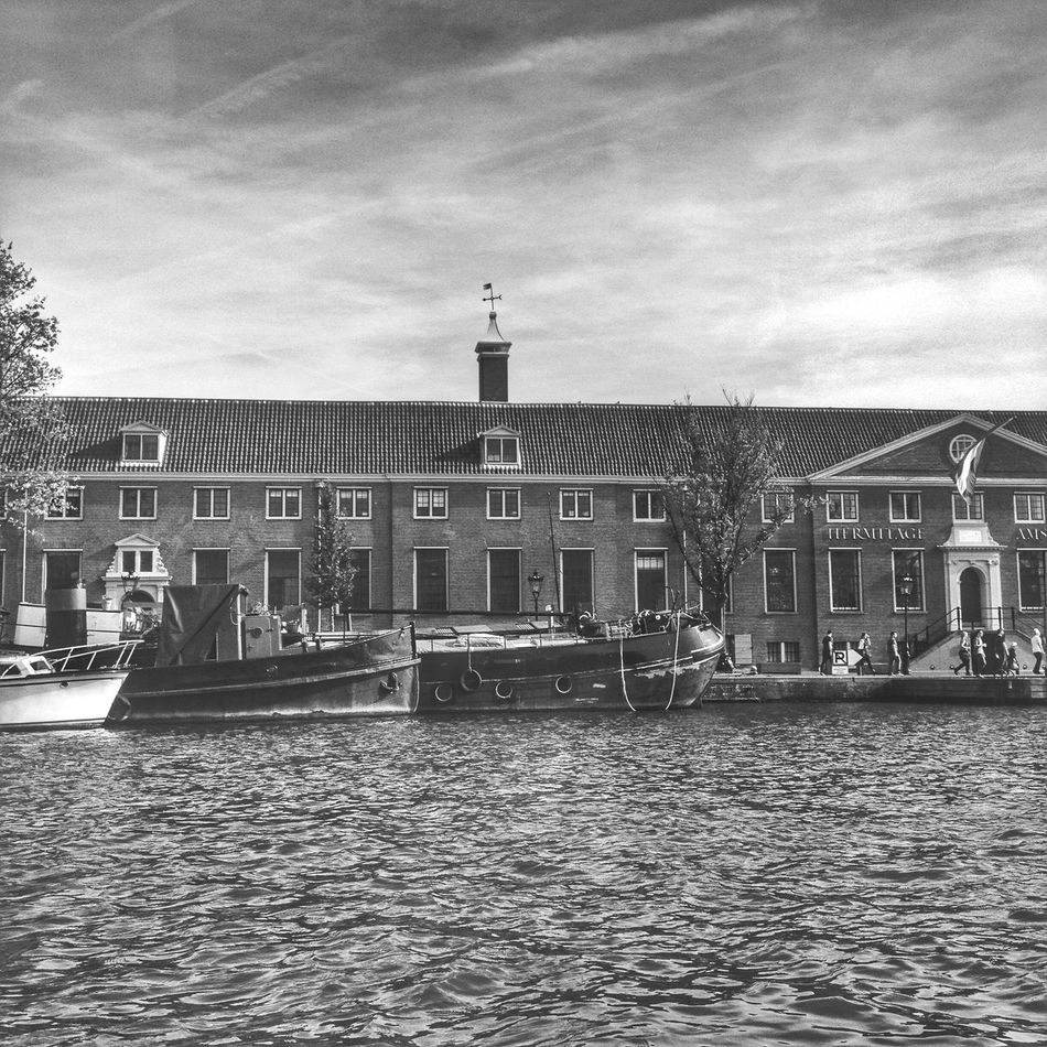 Amsterdam EyeEm Best Shots Streetphotography Blackandwhite Traveling Streetphoto_bw