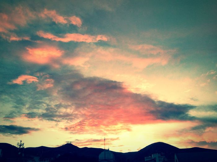 """The sky is... """"Incredible"""" Sky And Clouds First Eyeem Photo"""