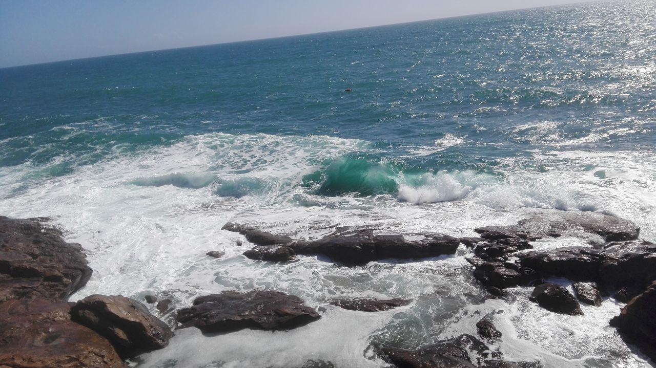 La potenza del mare... Mare Onde Potenza Della Natura Power In Nature Water