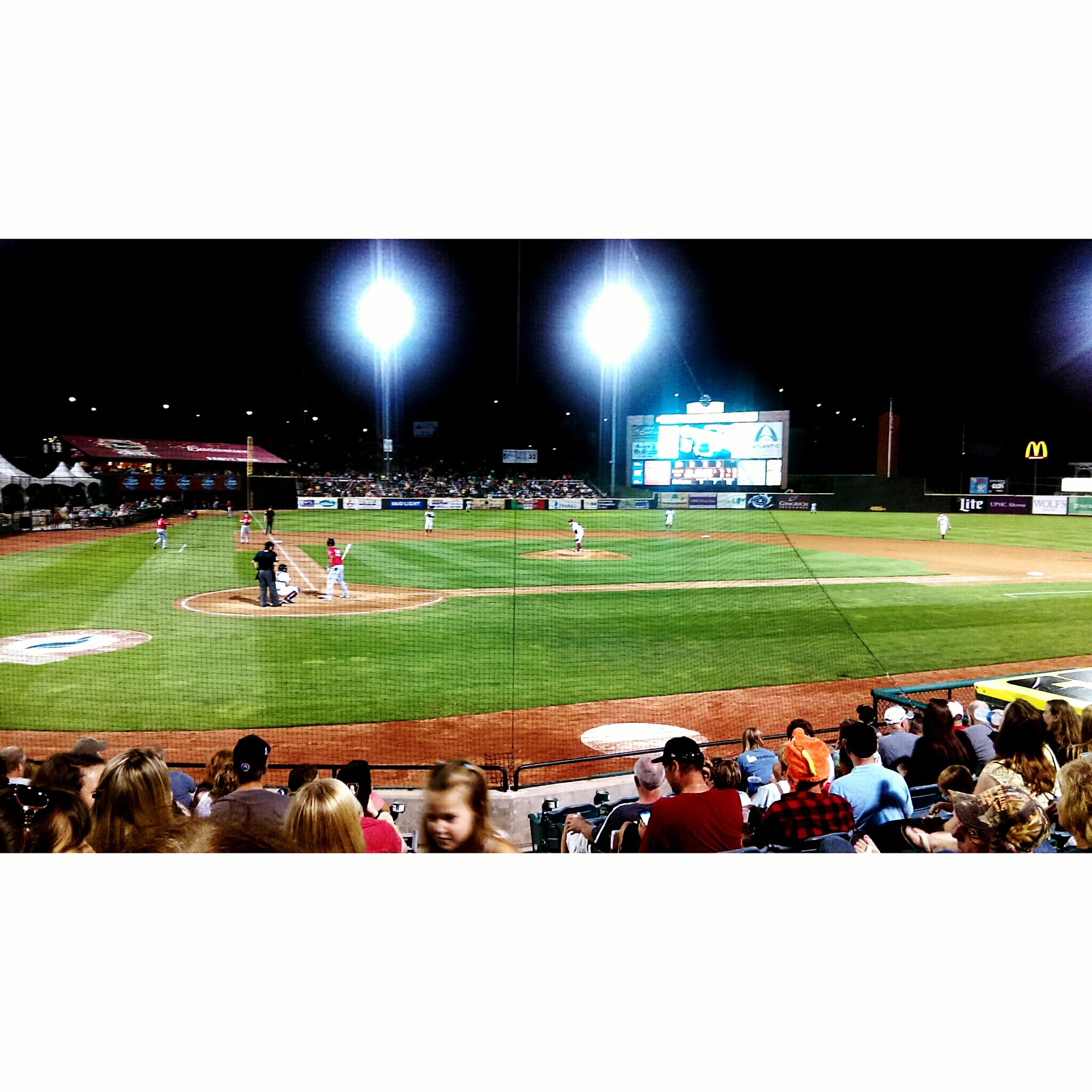 Altoona curve Relaxing Baseball Family