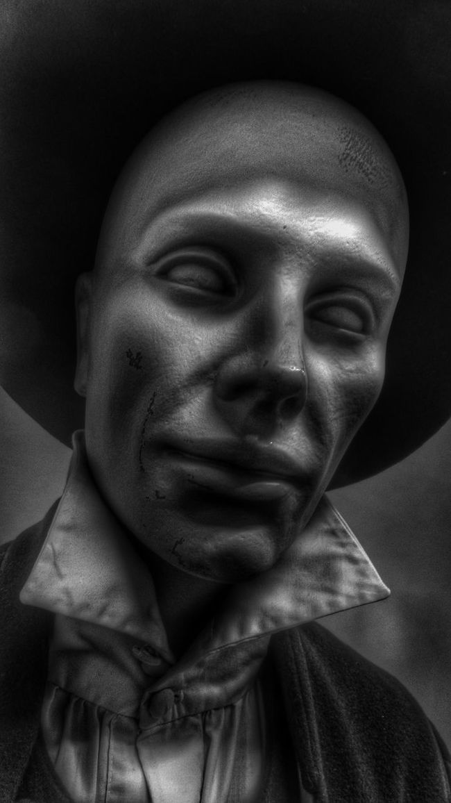 The Portraitist - 2014 EyeEm Awards Don't Be Afraid Of The Dark Monochrome Monday