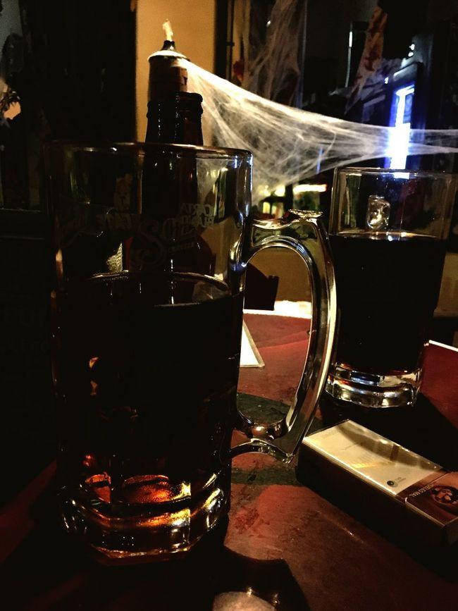Noche de platica, canto y baile Food And Drink Drink Table Close-up No People FreeTime Beer Smoke Friends Reggae Disfrutando De La Vida
