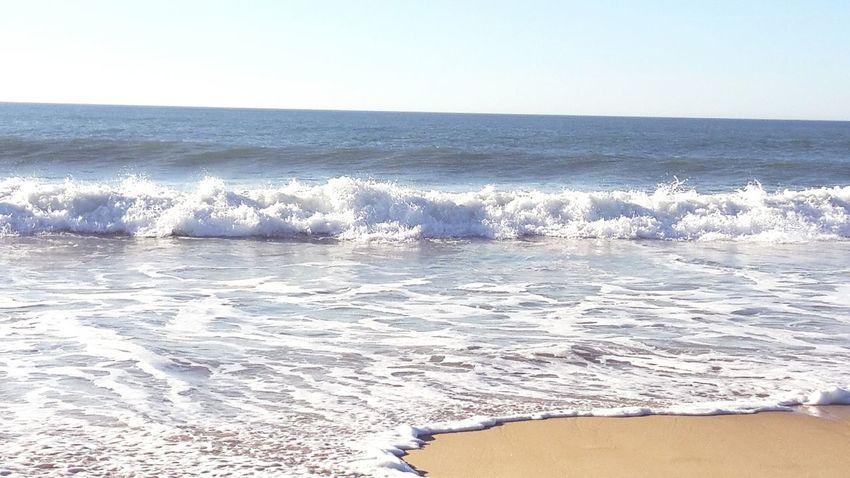 Grandcrohot dimanche 7 novembre Novembre 2015 Vagues Sable Plage Soleil Paradise Beach