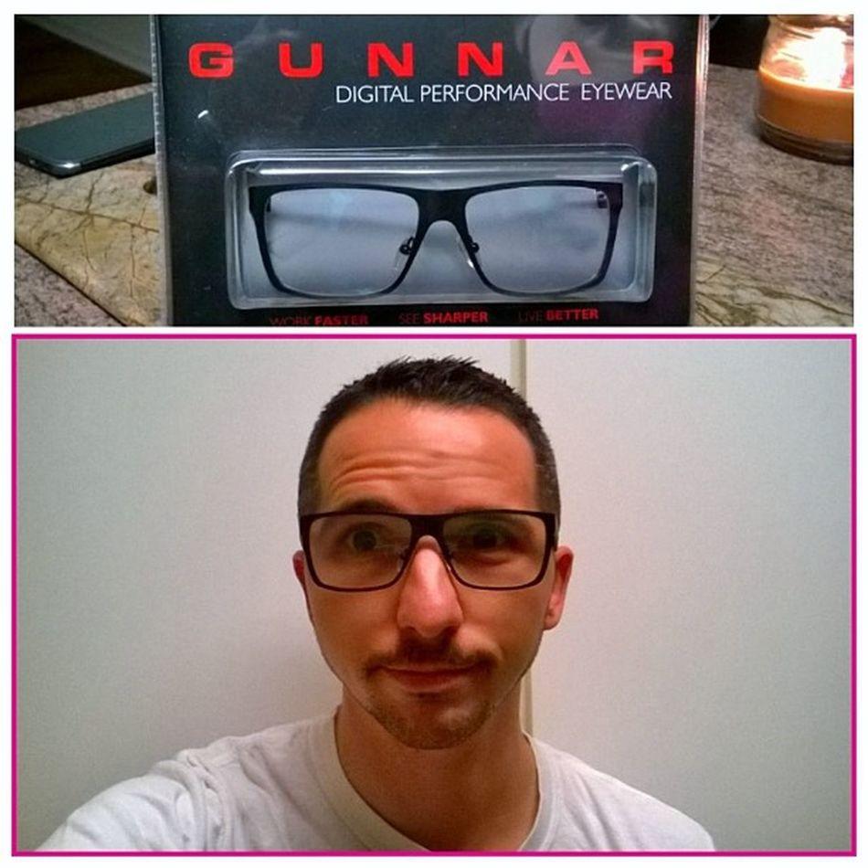 Thanks for the Gunnaroptics babe. Amazing birthday ? gift.
