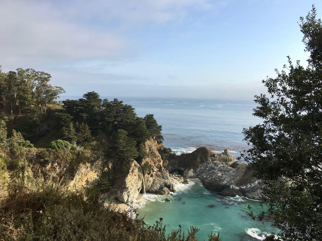 Big Sur, California. Big Sur CA🇺🇸 Big Sur California California Love California Coast Summertime Sky Ocean
