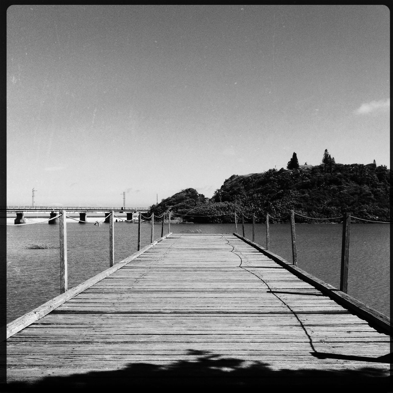 Pier EyeEm Best Shots Bw_collection Black & White Blackandwhite