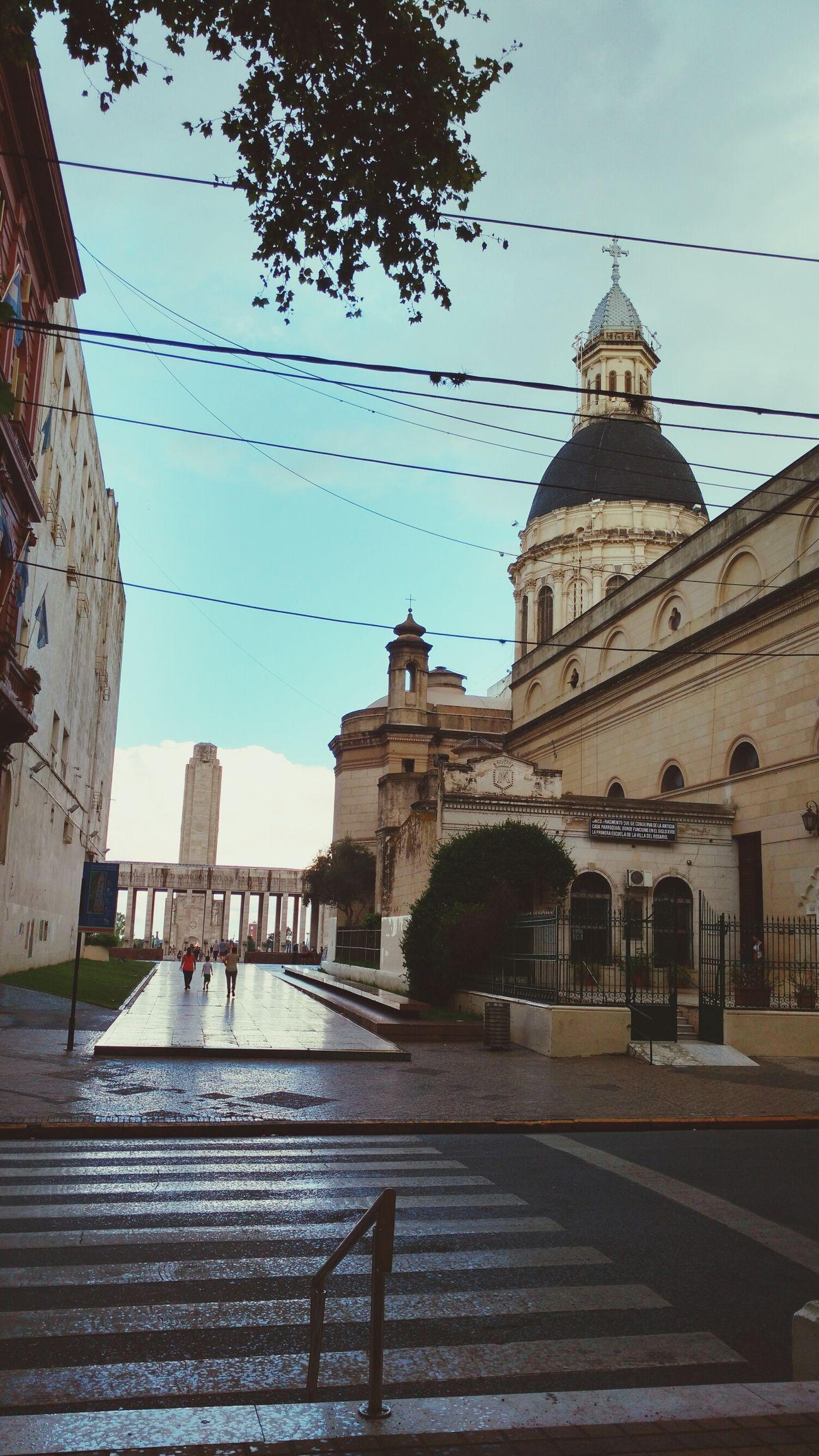 Architecture Travel Destinations City History Catedral Rosario, Argentina Architecture CallesConEncanto RosarioCity Monuments Monumento Nacional A La Bandera Lluvia En La Ciudad Tourism