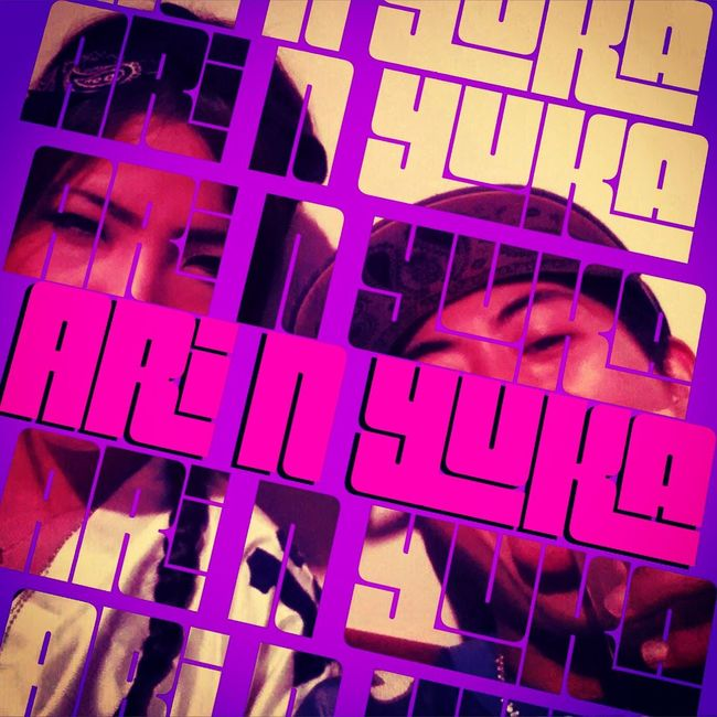 MC-Ari and Yuka  Dontfuckwithus peace.