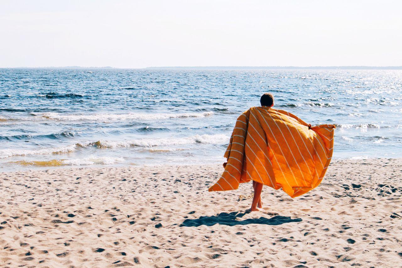 Beautiful stock photos of tropical, Beach, Beach Holiday, Blanket, Copy Space