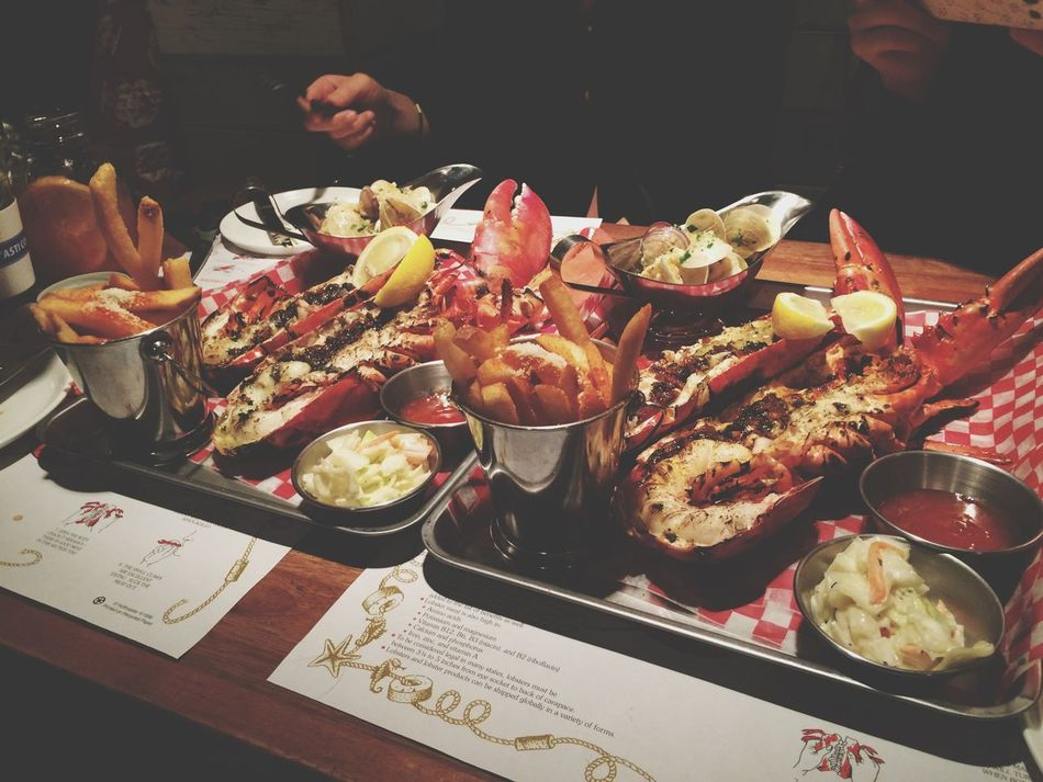 Beautiful stock photos of lobster, Food, Food And Drink, Freshness, Fries