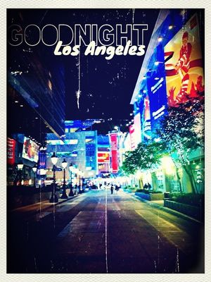 at LA Live by NotoriousJES
