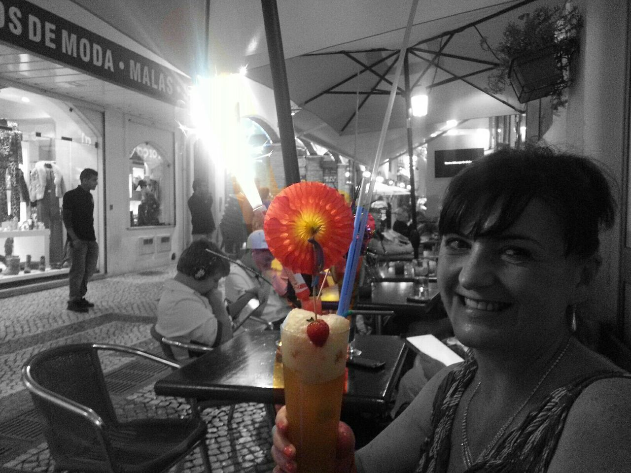 Faces Of Summer happy hour Albufeira old town, Portugal Albeferia Portugal Algarve Holiday POV The Best From Holiday POV Colorsplash