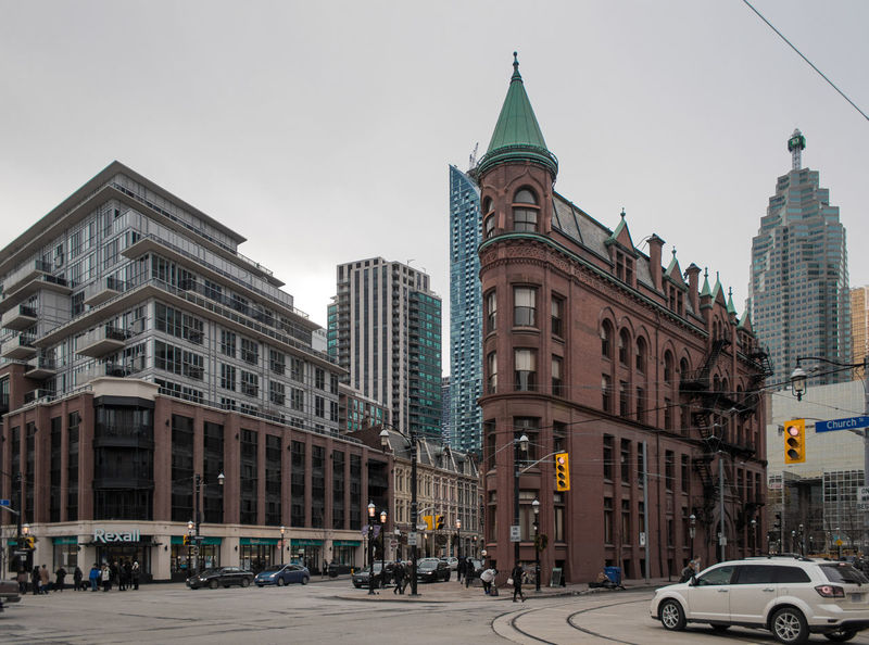 The city of Toronto, from my photo walk on December 31 2016. Bay St. Louis, MS Building Exterior Buildings Canada City City Color Day Downtown Dundas Square Old City Hall Ontario Outdoors Street Photography Toronto Urban