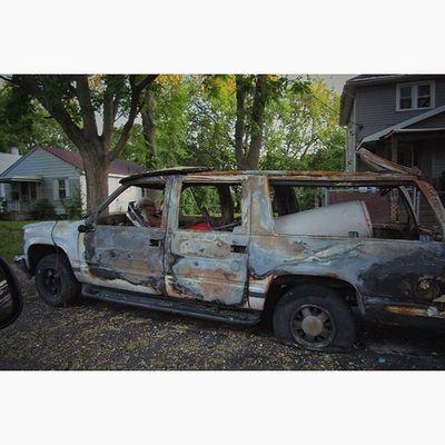 Flintthroughmyeyes Flint 810 Filthyfeeds flintstagram trb_autozone tv_urbex vehiclecity